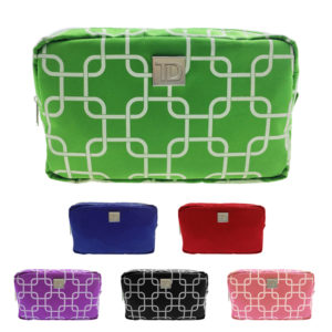 Microfiber Zippered Travel Case