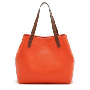 Hobo Smooth/Textured Leatherette Fashion Tote Bag