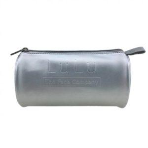 Sadee Silver or Gold Cylinder Leatherette Bag