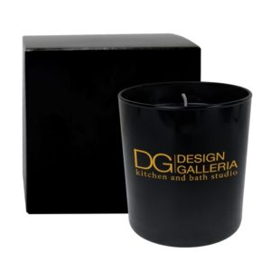 Black Glass 11 Oz Candle